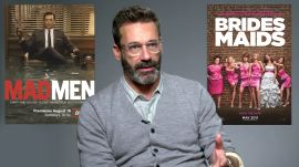 Jon Hamm Breaks Down His Most Iconic Characters