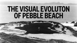 The Visual Evolution of Pebble Beach