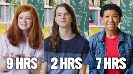 16 Sixteen-Year-Olds Guess How Much Time They Spend on Their Phones a Day