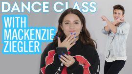 Mackenzie Ziegler Breaks Down The Biggest Dance Crazes on Tik Tok