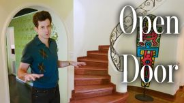 Inside Mark Ronson's Spanish-Style LA House