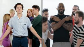 Riverdale's Cast, Queer Eye's Cast and More Celebs Do Trust Falls