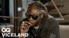 2 Chainz Checks Out the Most Expensivest Vape Pens
