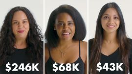 Women with Different Salaries on What They'd Buy If They Won The Lottery