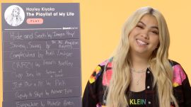 Hayley Kiyoko Creates The Playlist of Her Life