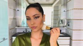 Euphoria's Alexa Demie Shares Her '90s Glam Tutorial