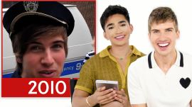 Bretman Rock and Joey Graceffa Review Their Old YouTube Videos