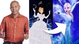 Disney Animation Designer Breaks Down Cinderella's Dress Transformation