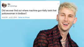 Machine Gun Kelly Goes Undercover on Reddit, YouTube and Twitter
