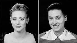 Cole Sprouse and Lili Reinhart Tell the Stories Of Their First Kisses