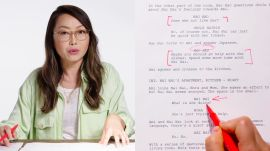 """The Farewell"" Director Breaks Down the Movie's Script"