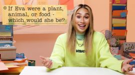 Eva Gutowski Guesses How 1,468 Fans Responded to a Survey About Her