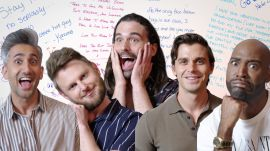 The Queer Eye Fab 5 Designs Their Own High School Yearbook