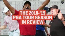 The 2018-19 PGA TOUR Season in Review