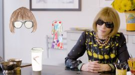 Anna Wintour on Cara Delevingne, Billie Eilish, and What She Would Most Like to See in Spring 2020
