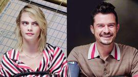 Cara Delevingne and Orlando Bloom Take a Lie Detector Test