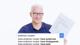 Anderson Cooper Answers the Web's Most Searched Questions