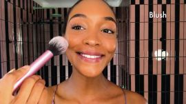 Jourdan Dunn Reveals the Secret Behind Her Model Off-Duty Glow