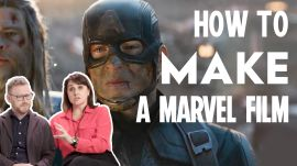 Everything It Takes to Make a Marvel Movie