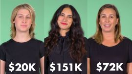 Women with Different Salaries on If They Got a $5,000 Medical Bill