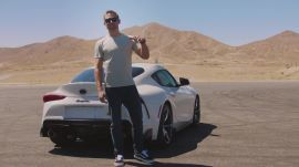 Cody Walker and the Return of the Toyota Supra