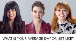 Jameela Jamil, Ruby Rose, and Natasha Lyonne Answer the Exact Same Questions