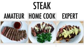 4 Levels of Steak: Amateur to Food Scientist
