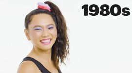 100 Years of Ponytails