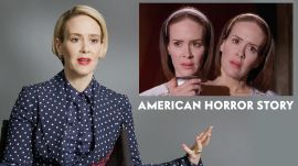 Sarah Paulson Breaks Down Her Most Iconic Characters