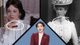 Fashion Expert Fact Checks Mary Poppins' Wardrobe