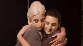 Lady Gaga Surprises a Superfan with a Makeup Tutorial