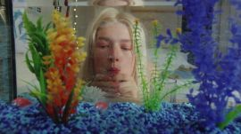 Hunter Schafer Dreams a Little Dream in New York's Best Collections