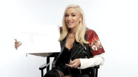 Gwen Stefani Answers the Web's Most Searched Questions