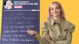 Dove Cameron Creates The Playlist of Her Life