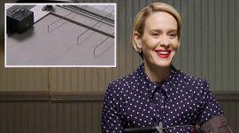 Sarah Paulson Takes a Lie Detector Test