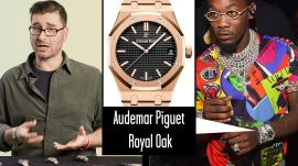 Watch Expert Critiques Celebrities' Watches
