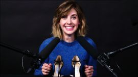 Alison Brie Practices Her Wrestling Moves on Husband Dave Franco | Screen Tests