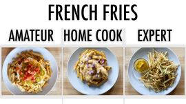4 Levels of French Fries: Amateur to Food Scientist