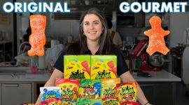Pastry Chef Attempts to Make Gourmet Sour Patch Kids