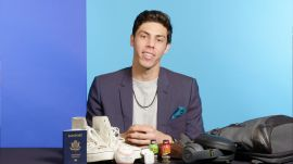 10 Things Christian Yelich Can't Live Without