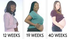 Pregnant Women Weeks 7 to 40: What's the Best Part About This Pregnancy?