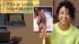 Liza Koshy Guesses How 2,074 Fans Responded to a Survey About Her