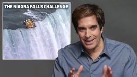 David Copperfield Breaks Down His Most Iconic Illusions