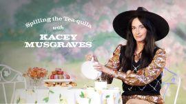 Kacey Musgraves Spills the Tea-(quila)