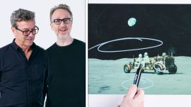 Ad Astra Filmmakers Break Down the Lunar Scenes