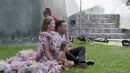 Behind the Scenes with John Legend and Chrissy Teigen