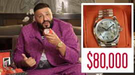 DJ Khaled Shows Off His Insane Jewelry Collection