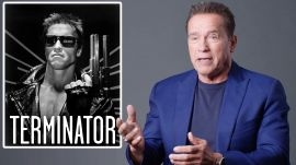 Arnold Schwarzenegger Breaks Down His Most Iconic Characters