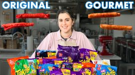 Pastry Chef Attempts to Make Gourmet Takis