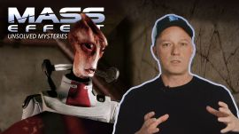 Bioware answers unsolved mysteries of the Mass Effect universe